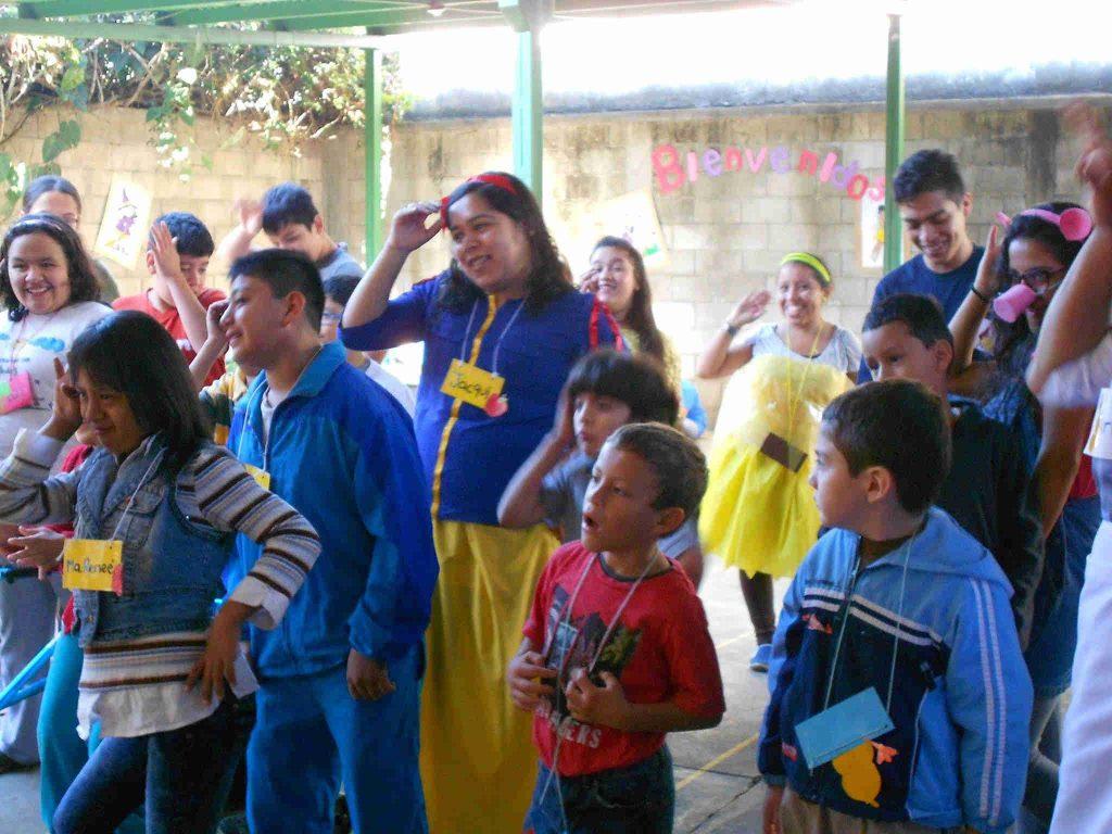 inclusión en niños y adultos